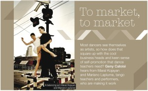 Dance Today - To Market, to market