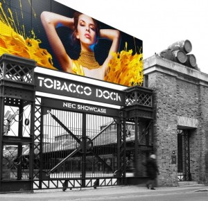 London's Tobacco Dock was built in the 19th century as a secure warehousing for tobacco arriving from the New World