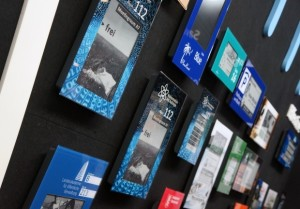 Electronic paper displays are creating new opportunities in indoor applications, such as internal communications