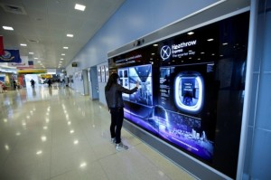Monster Media has a track record of delivering interactive projects, including for the Heathrow Express